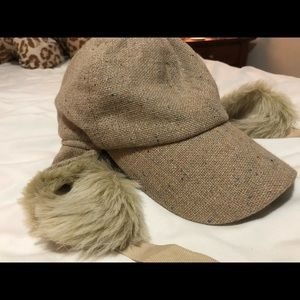 Faux Fur Winter Hat/Cap